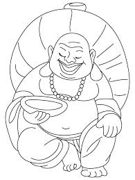Buddha Coloring Pages Prosecure Me Buddhist Coloring Pages