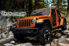 new 2018 jeep wrangler leaks via user manual auto express