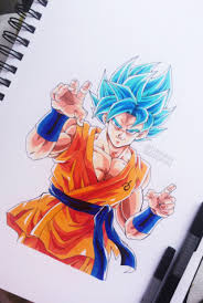 goku drawings paigeeworld pictures goku paigeeworld