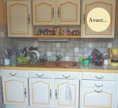 changer les portes des meubles de cuisine changer les portes de sa cuisine avec pb charni res rustique idees