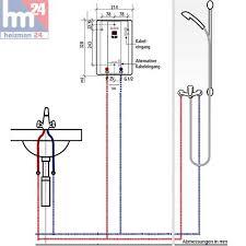 durchlauferhitzer küche clage cbx 11 durchlauferhitzer 11 kw 400 v 2400 25211 küche