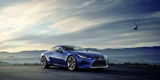 lexus lc500 reveal lexus will make a hybrid version of the gorgeous lc 500 coupe