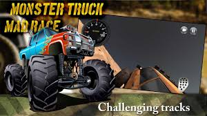 monster truck car racing games monster truck mad race android apps on google play
