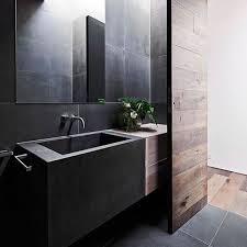 Bathroom In Black 32 Dark Moody Bathroom Designs That Impress Digsdigs