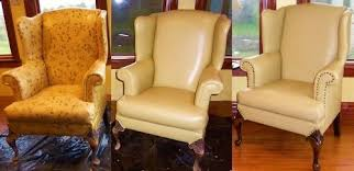 Leather Couch Upholstery Repair Two Chairs Failing Is There A