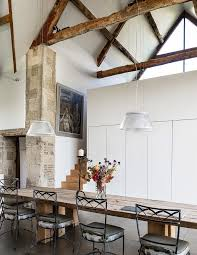 modernize a rustic country house photos architectural digest
