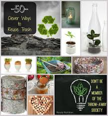 How To Dispose Of Kitchen Knives by 50 Clever Ways To Reuse Your Trash And Not Play Into The Throw