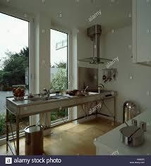 free standing kitchen sink cupboard sink in freestanding unit in modern kitchen with large
