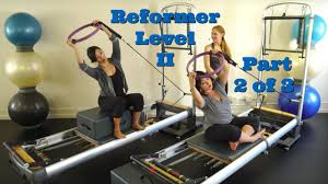 Exercise Upside Down Chair Upside Down Pilates Reformer Level Ii Part 2 Of 3 Youtube