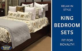 Atlanta Bed Frame King Size Bedroom Sets From Woodstock Furniture Mattress Outlet