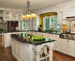 waterfall countertop granite countertops 2017 and white kitchen