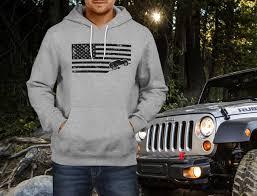 jeep american flag american jeeper hoodie alphavinyl