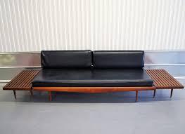 stylish mid century modern sleeper sofa all modern home designs