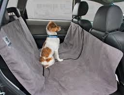 amazon com rc pet products canine car seat protector grey pet