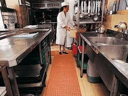 commercial industrial kitchen safety mats modular grease