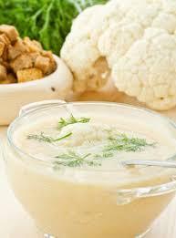 cuisiner les feuilles de chou fleur soupe de feuilles de chou fleur facile et savoureuse