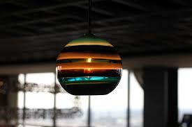 Stained Glass Light Fixtures Dining Room Modern Colorful Stained Glass Pendant L For Dining Room Tikspor