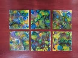 painted light switch covers diy alcohol ink coasters and light switch covers that make great gifts