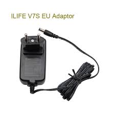 Adaptor Pc Original Ilife V7s And V7s Pro Adapter Adaptor 1 Pc Robot Vacuum