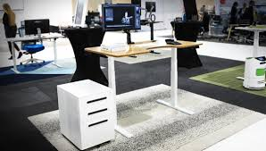 Smart Office Desk Autonomous Everyday Smart Products