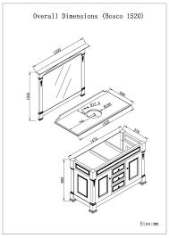 bathroom vanity dimensions otbsiu