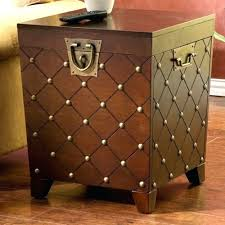 side table treasure chest bedside table bombay chest side tables
