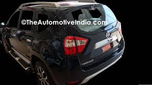 nissan terrano coverage nissan terrano 2017 launched priced rs 9 99 lakh