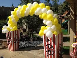 balloon arches balloon arch