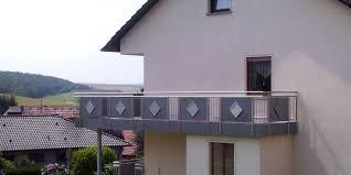 balkon stahlkonstruktion preis balkonbau und balkongeländer aus kunststoff aluminium oder