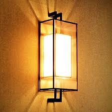 Wall Light Fixtures Bedroom Retro Rustic Nordic Glass Wall L Bedroom Bedside Wall Sconce
