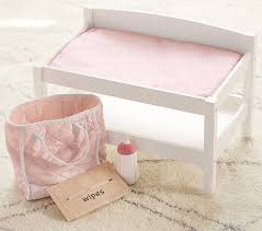 Changing Table Accessories Doll Changing Table Pottery Barn