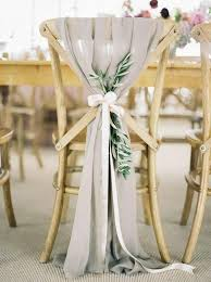 wedding chair sashes best 25 burlap chair sashes ideas on wedding chair