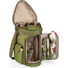 Wine Picnic Baskets Picnic Time Meritage Insulated Wine U0026 Cheese Tote Bag