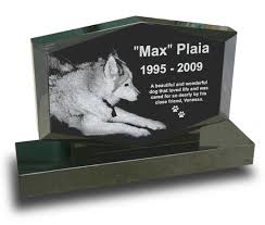 headstones for dogs large diamond pet monument pet headstones pet