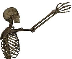 spooky skeleton png skeleton grasping 2 by markopolio stock on deviantart
