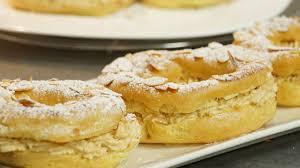 hervé cuisine pate a choux meilleure recette de brest pralinés