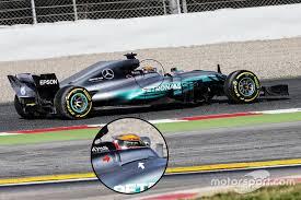 mercedes barcelona lewis hamilton mercedes amg f1 w08 at barcelona pre season testing i