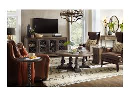 Hooker Furniture Hill Country Poteet Accent Martini Table Baer U0027s