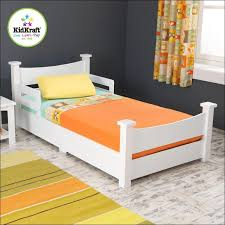 Toddler Sleigh Bed Bedroom Marvelous Wooden Toddler Bed With Mattress Walmart