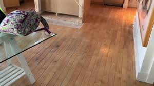 maple wood floor refinish