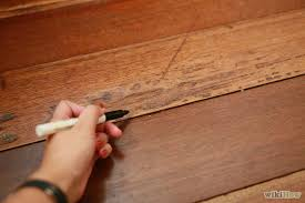 hardwood floor scratch repair refinish hardwood floors in one