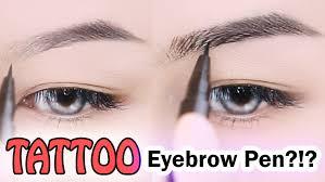 eyebrow feather tattoo uk tattoo eyebrow pen tony moly 7 day tattoo eyebrow pen