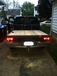Truck Bed Flag Mount Convert Your Pickup Truck To A Flatbed 7 Steps With Pictures