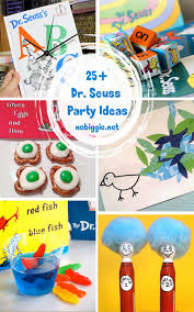 dr seuss party ideas 25 dr seuss party ideas