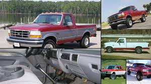 Ford F150 Truck 1995 - 1995 ford f150 news reviews msrp ratings with amazing images