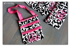 diy zipper pouch gifts sugar bee crafts