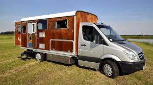 mercedes sprinter camper van this mercedes sprinter camper is not your typical woody