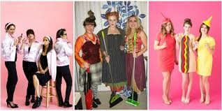 Halloween Costumes 10 Cute Group Halloween Costume Ideas Easy Diy Friend Halloween