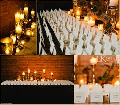 Candle Lighting Chicago Stephanie U0026 Chris Morgan Manufacturing Lk Events Llc