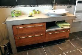 salle de bain avec meuble cuisine meuble de salle de bain diy zoom meuble salle de bain 1 amenager